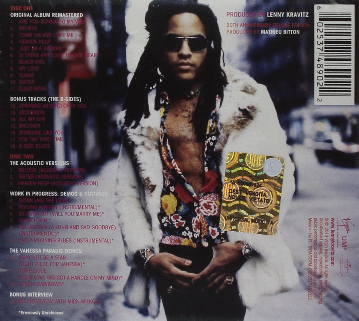 Are You Gonna Go My Way [2 CD][20th Anniversary Deluxe Edition]