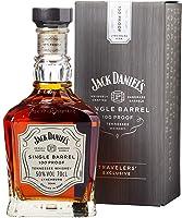 Jack Daniels Single Barrel 100 Proof Whisky - 1 x 0.7 l