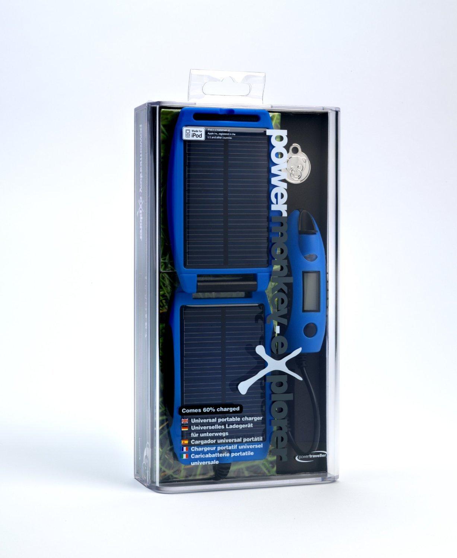 Amazon.com: Powertraveller Powermonkey Explorer Solar ...