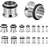 Amazon.com: BodyJ4You - Expansiones para oreja calibre de 14 ...