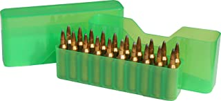 product image for MTM MLD 20 Round Slip-Top Rifle Ammo Box