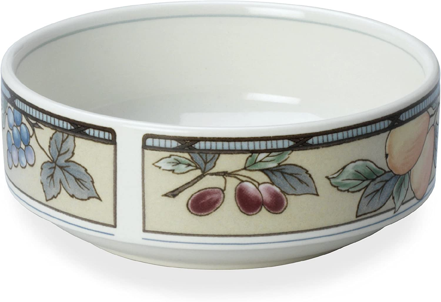 Mikasa Garden Harvest Fruit Bowl, Assorted , 5-Inch - CAC29-210