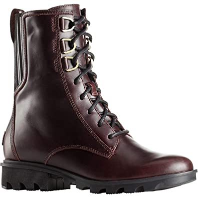 bce64e94aac7 SOREL Women s Phoenix¿ Lace Cattail Full Grain Leather 5 ...