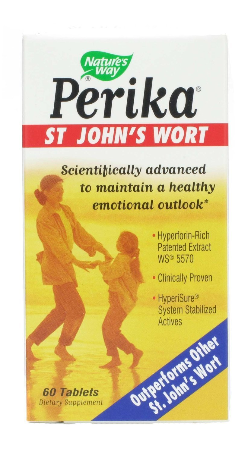 Nature's Way Perika St. John's Wort, Pack of 3