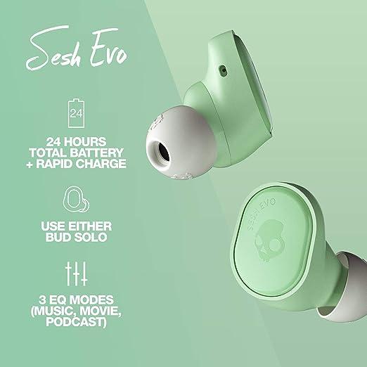 Skullcandy Sesh Evo True Wireless In Ear Headphones Elektronik