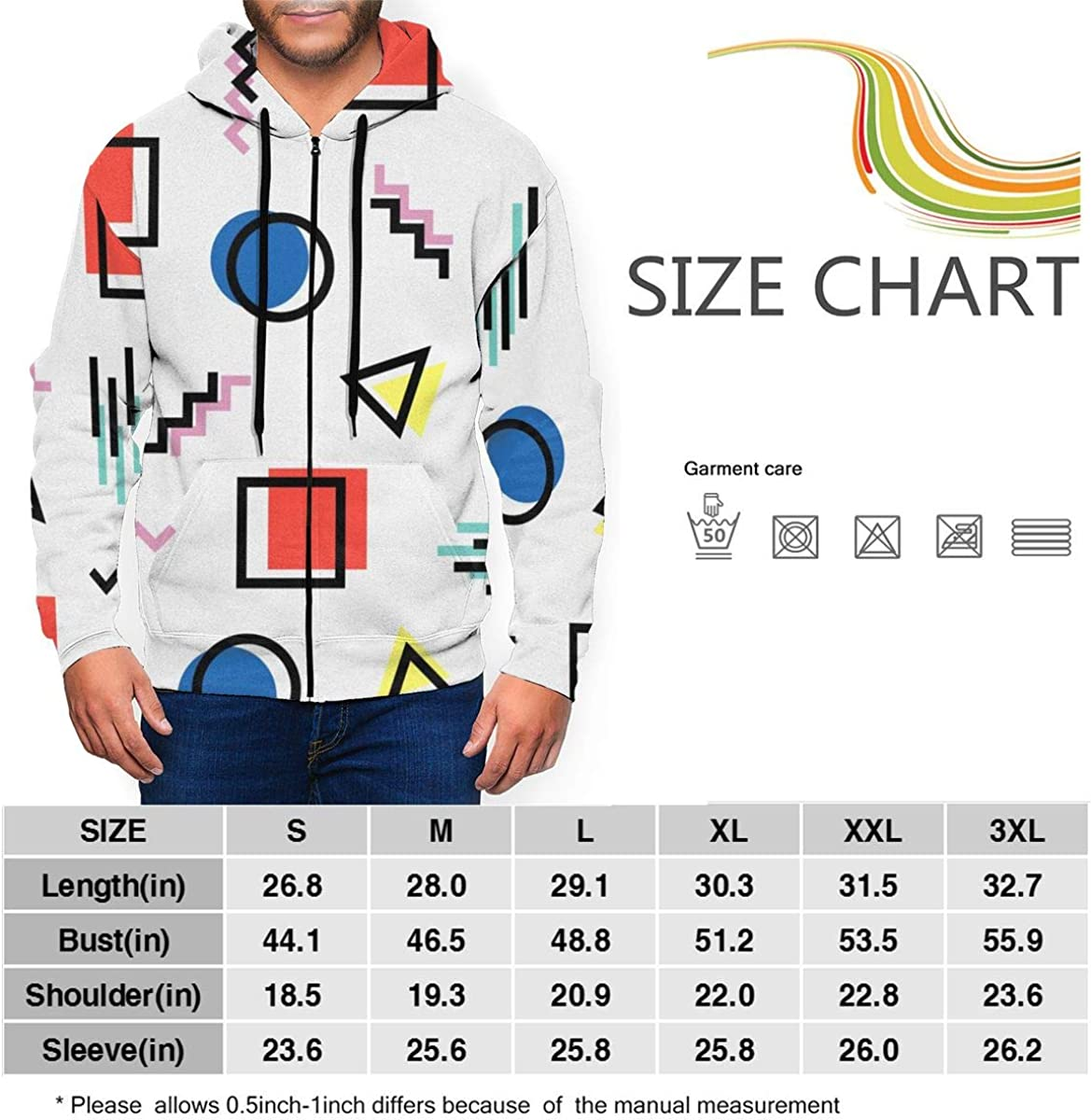 Sports Sweater Mens Autumn Warm Jacket Jacket Mens Jacket Hooded Pullover