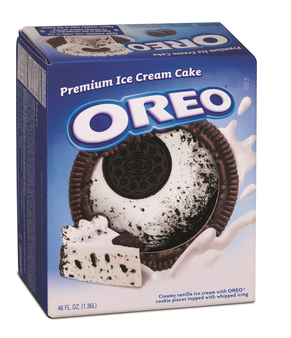 Oreo Ice Cream Cake FROZEN 46 oz Amazoncom Grocery Gourmet Food