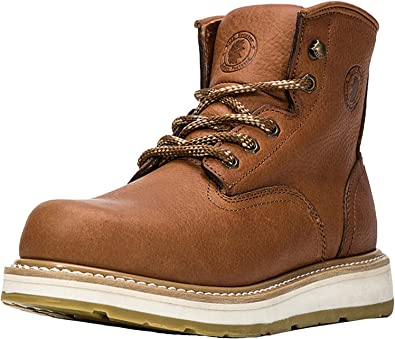 Brown Work Boots For Men