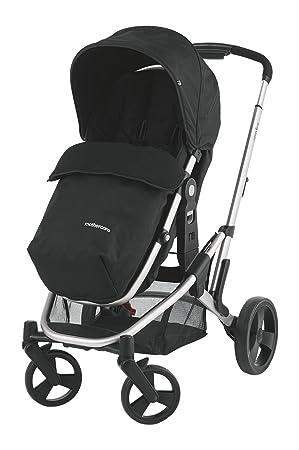 Mothercare Xpedior - Cochecito de bebé/sillita, sistema de viaje (negro): Amazon.es: Bebé