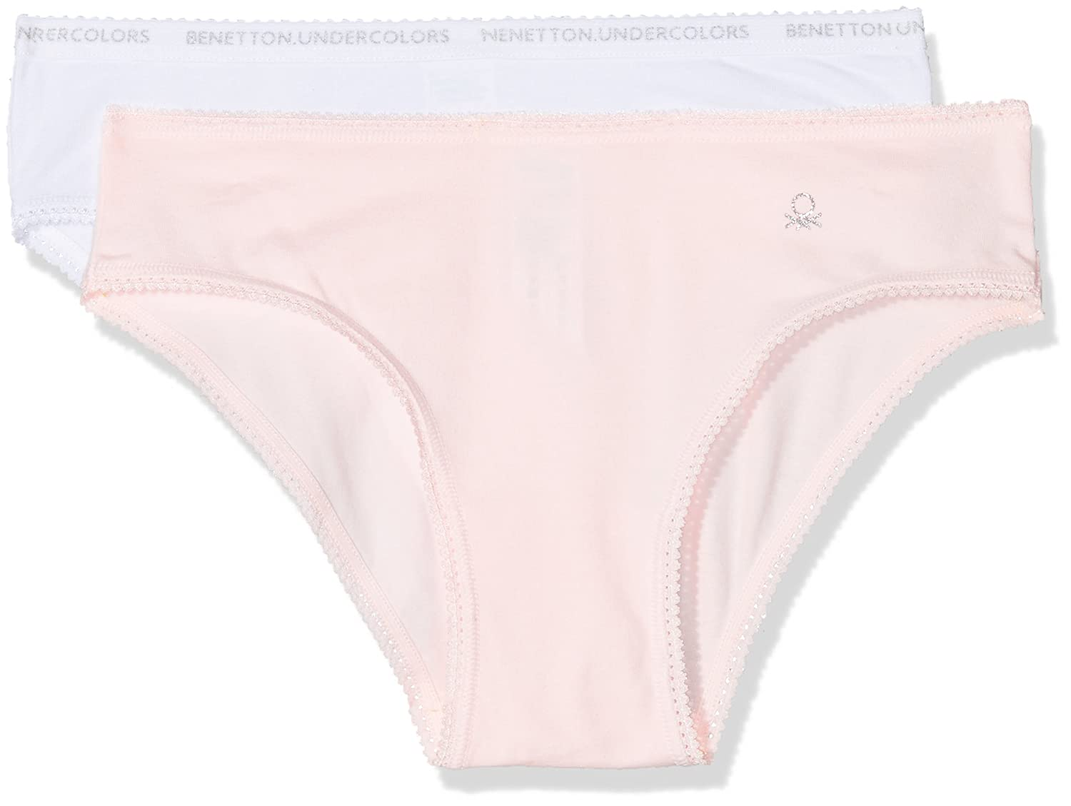 United Colors of Benetton Girl's Knickers 3MC10S1BF