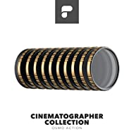 PolarPro Cinematographer Filter 10-Pack for DJI Osmo Action (Magnetic HotSwap Filter System)