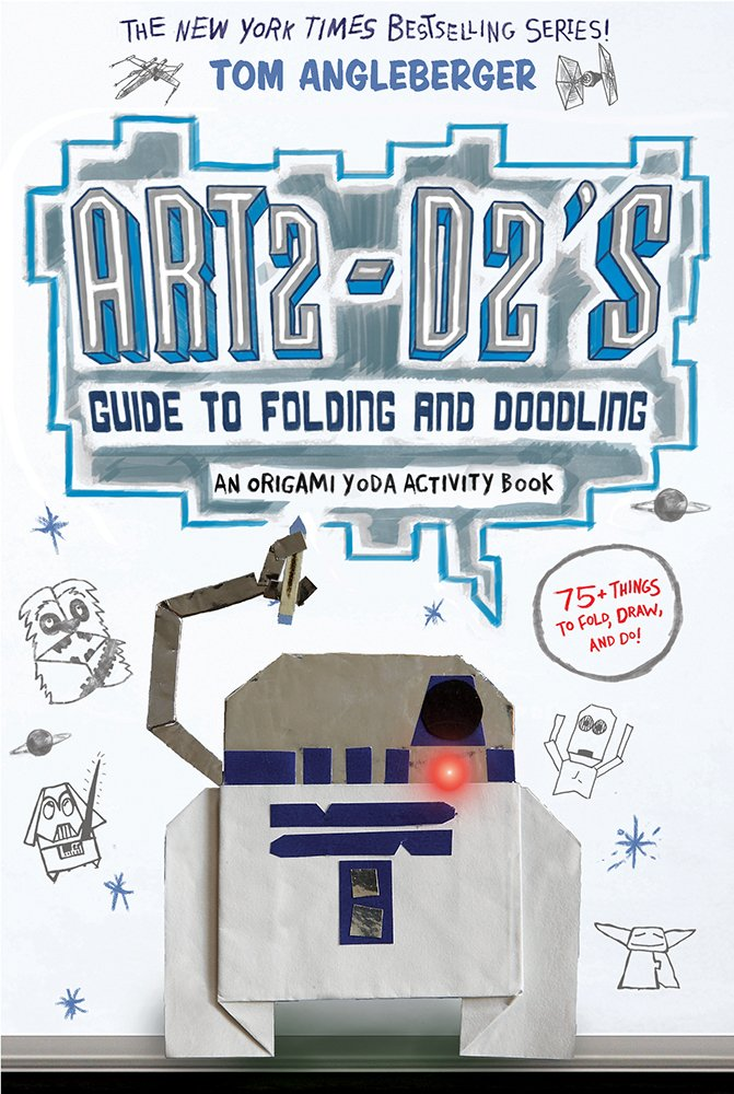Art2 D2s Guide To Folding And Doodling An Origami Yoda Activity