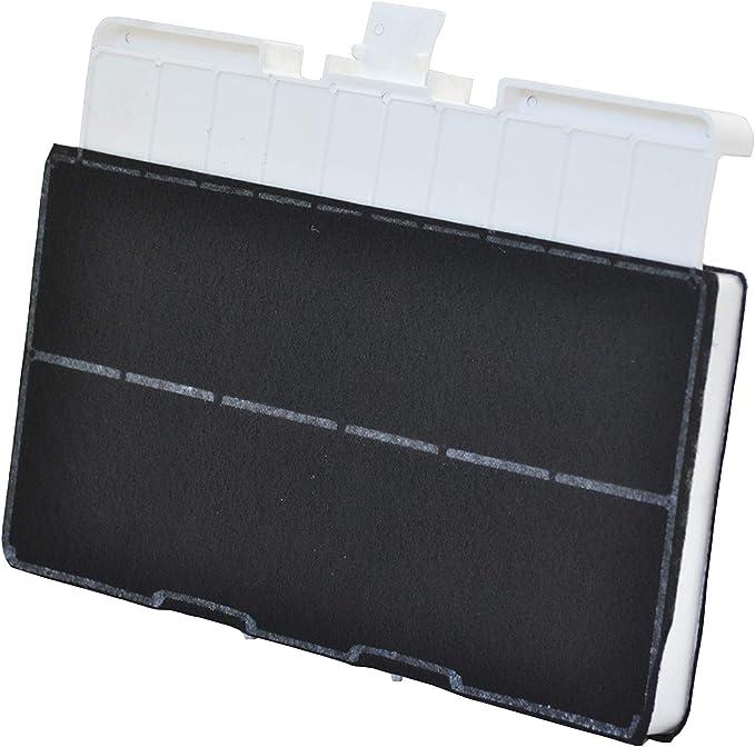 Filtro de carbón activo para Bosch Siemens Neff 705433/0705433 / DHZ5355 / DHZ5356 / LZ53550, campana extractora, filtro de carbón, campana extractora: Amazon.es: Grandes electrodomésticos