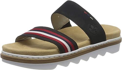 Rieker Damen V02k7 Sandale