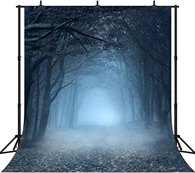Halloween Background Indoor 10x10ft Vinyl Photography Backdrop Customized Photo Background Studio Prop 10705