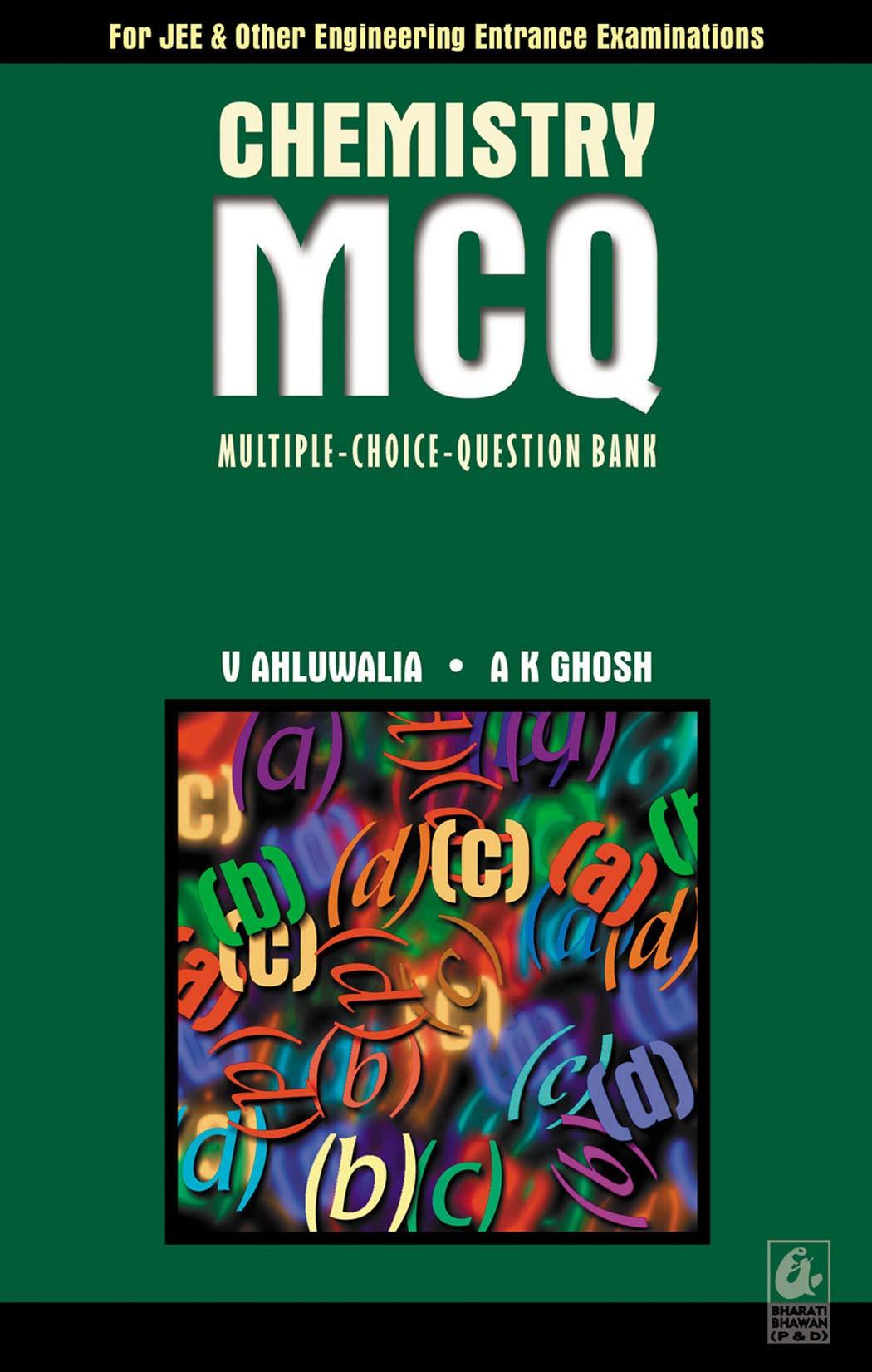 Chemistry MCQ: Amazon in: Ashis Kumar Ghosh: Books