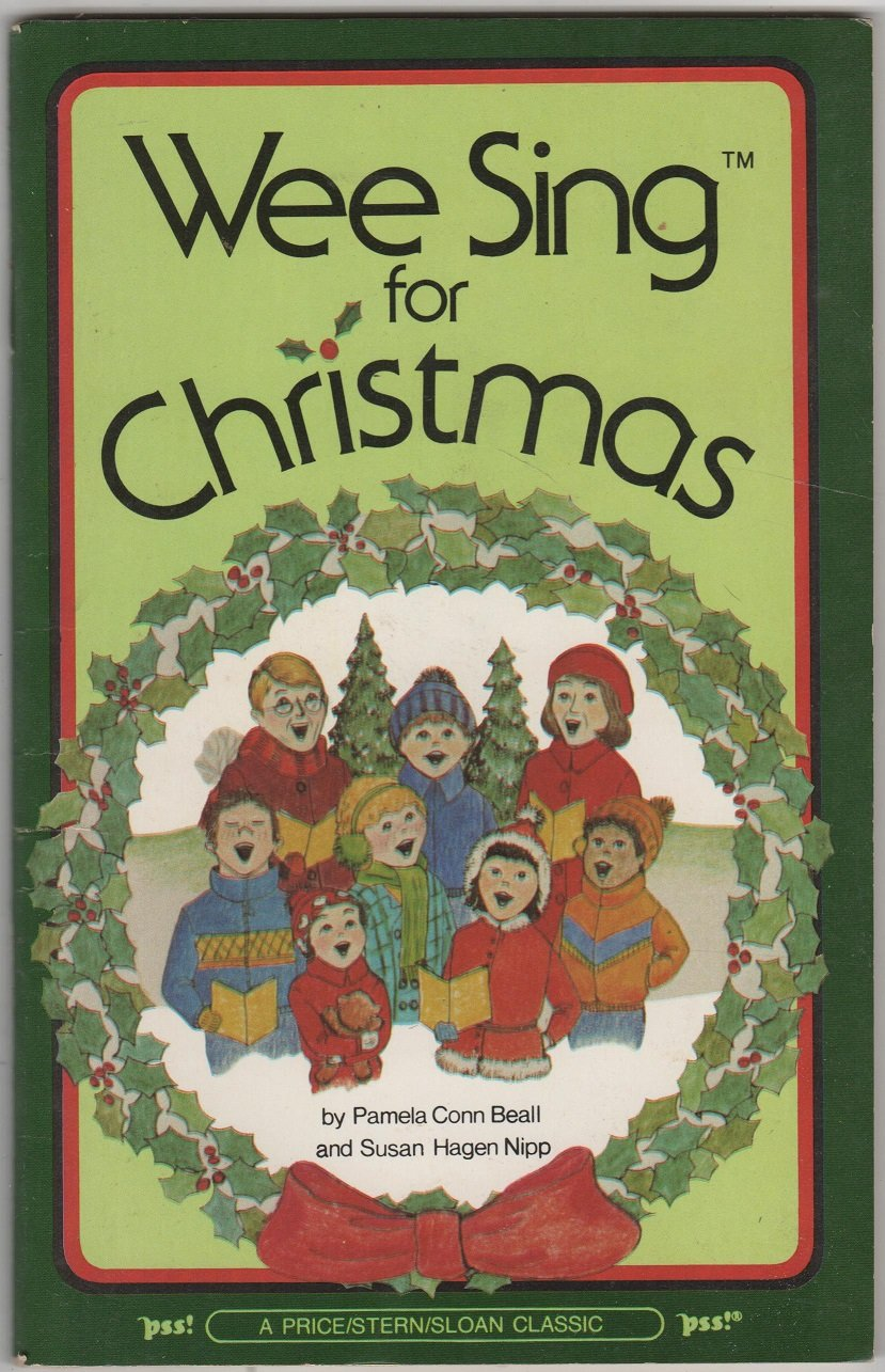 wee sing for christmas price stern sloan 7th 1987 softcover edition