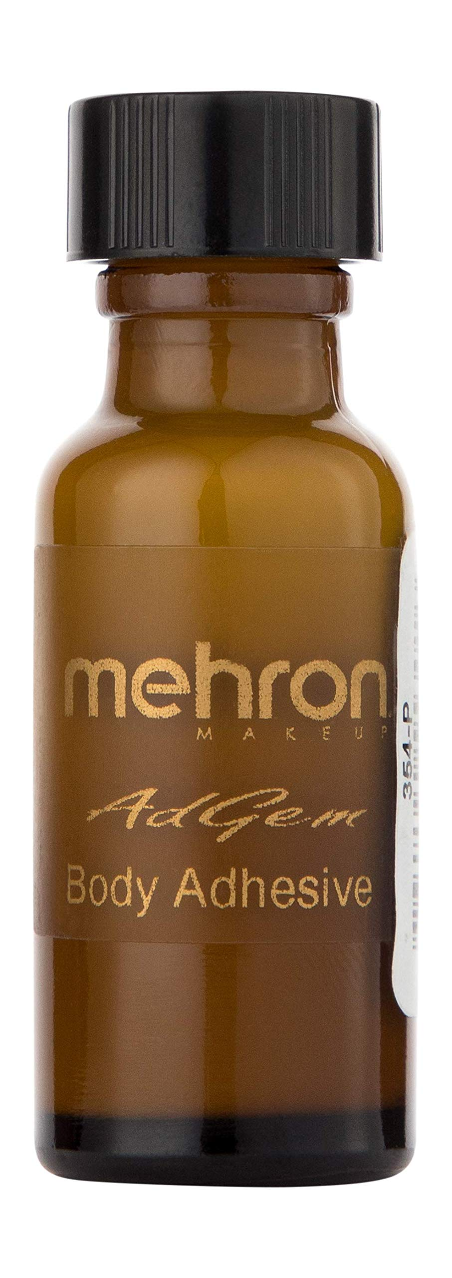 Mehron Makeup AdGem Body Adhesive (.5 oz)