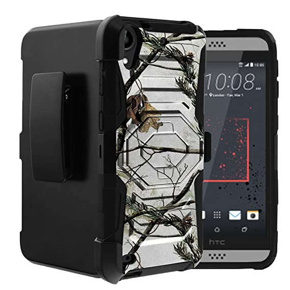 new concept ddbcf 164e1 Amazon.com: Untouchble Case for HTC Desire 530 Camo Case, HTC Desire ...