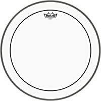 Remo Pinstripe Clear Bass Drumhead, 18