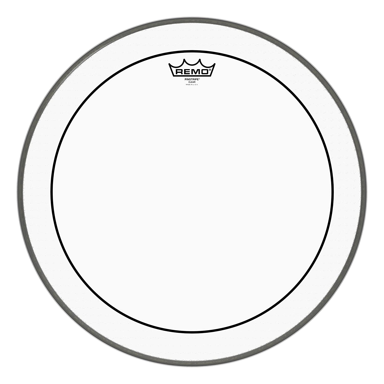 8 Inch Remo Pinstripe Clear Drum Head