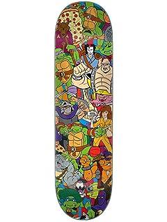 Amazon.com: Santa Cruz Teenage Mutant Ninja Turtles Figures ...