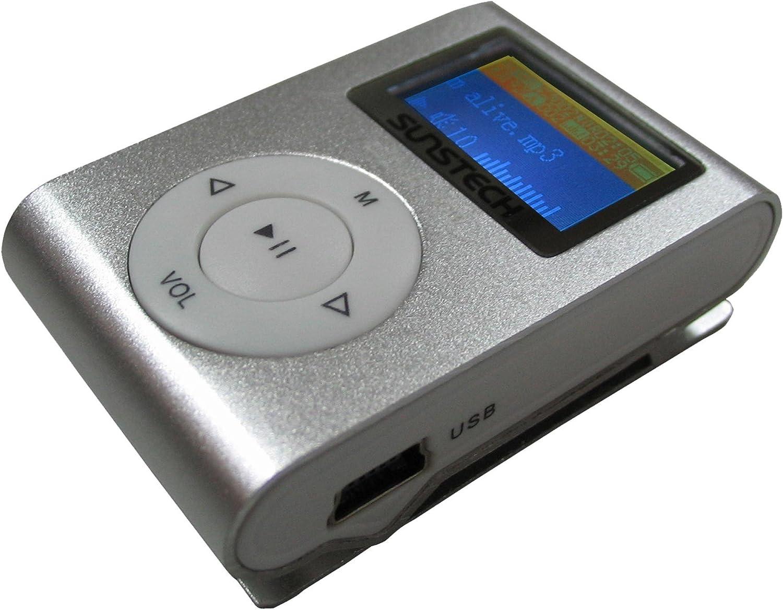 Sunstech Dedalo - DEDALO 4 GB Silver Reproductor MP3: Amazon.es ...