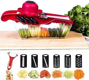 Mandoline Vegetable Slicer Cutter Chopper