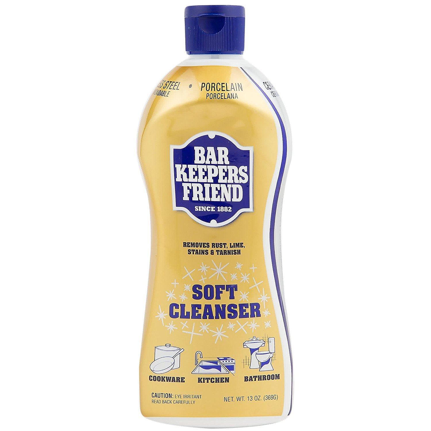 Bar Keepers Friend Soft Cleanser Premixed Formula