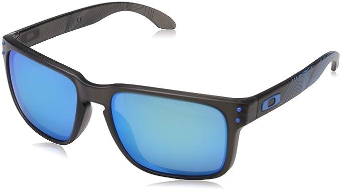 Oakley 9102F2 55, Gafas de sol para Hombre, Gris (Matte Grey Smoke Aero),