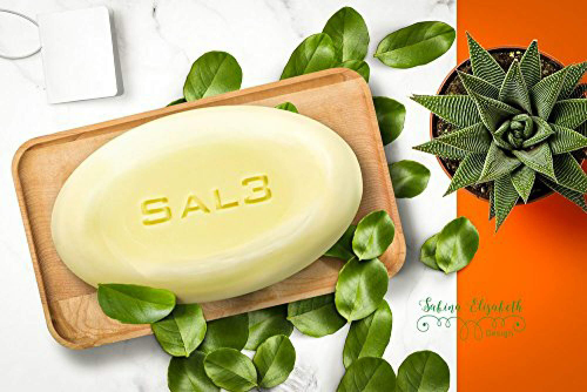 25 bar Dermatologist Pack - SAL3 Soap, 10% Sulfur, 3% Salicylic Acid by SAL3 (Image #5)