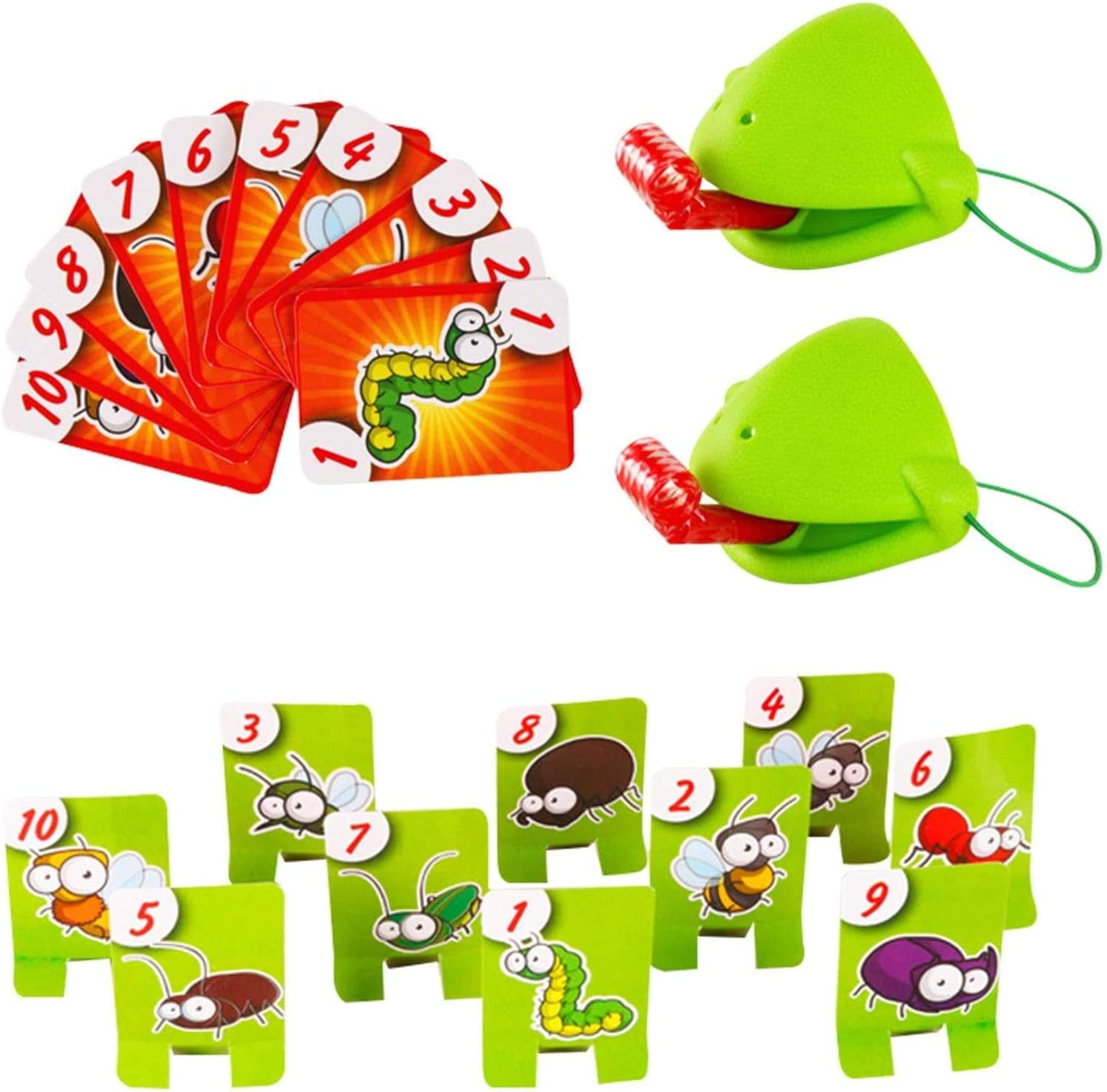 for Family Party Game Quick Tongue Game Interactive Desktop ...