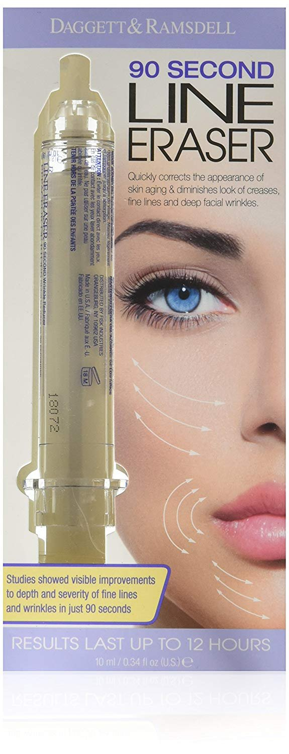 Daggett & Ramsdell Line Eraser 90 Second Wrinkle Reducer, 0.34 Ounce