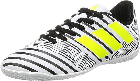 interno Sureste Superficie lunar  adidas Nemeziz 17.4 In J, Zapatillas de fútbol Sala Unisex Niños:  Amazon.es: Zapatos y complementos