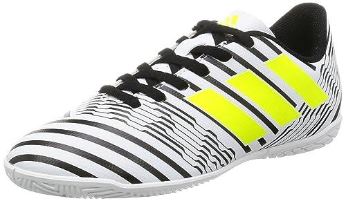 lo último 8c739 3dadc adidas Nemeziz 17.4 In J, Zapatillas de fútbol Sala Unisex Niños