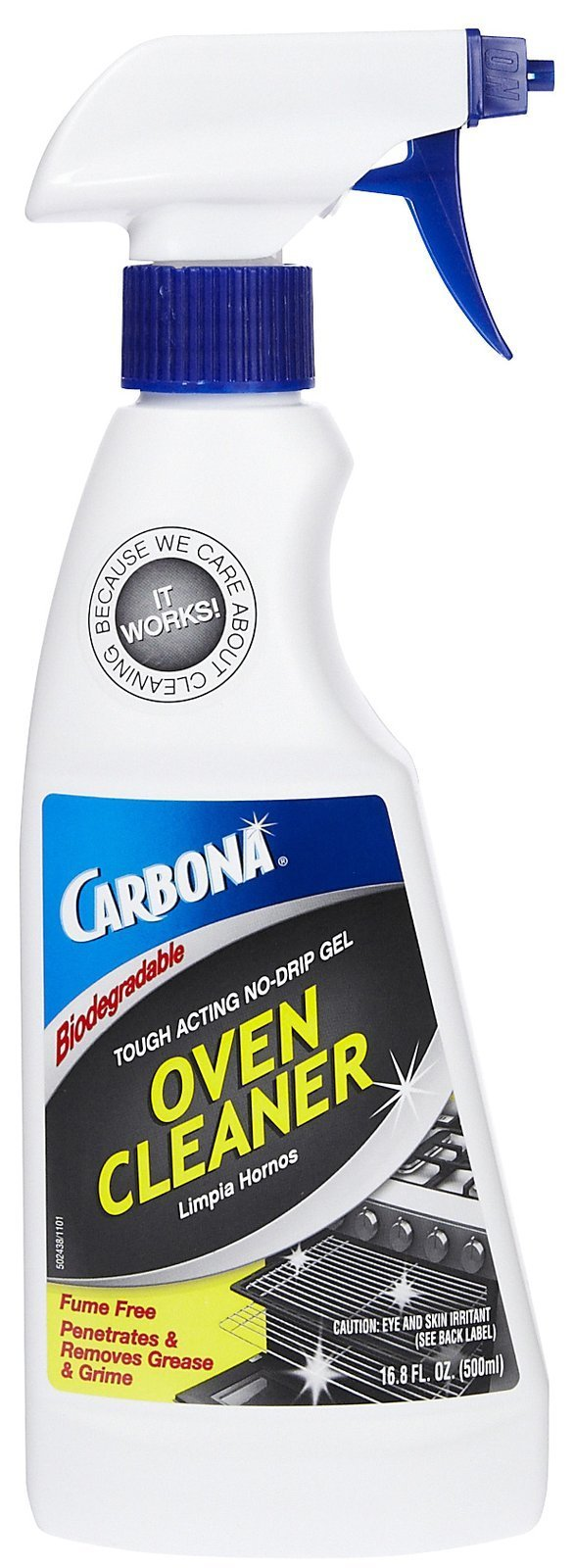 Carbona Oven Cleaner