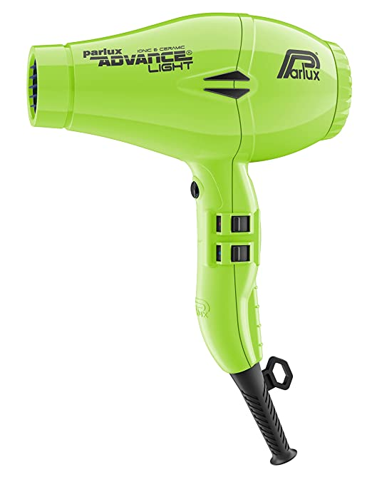 520 opinioni per Parlux Advance Light Asciugacapelli Ionic & Ceramic, Verde