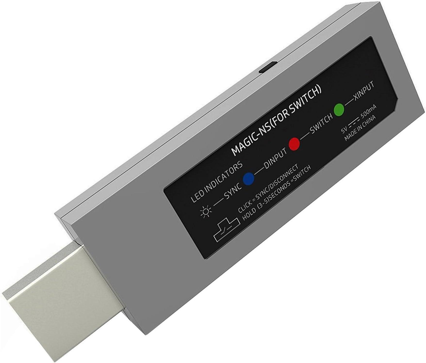 Amazon.com: Magic-NS Wireless PS3/4, Xbox360/One Controller to Nin ...