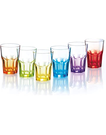 Luminarc Crazy Colors - Set de 6 Vasos