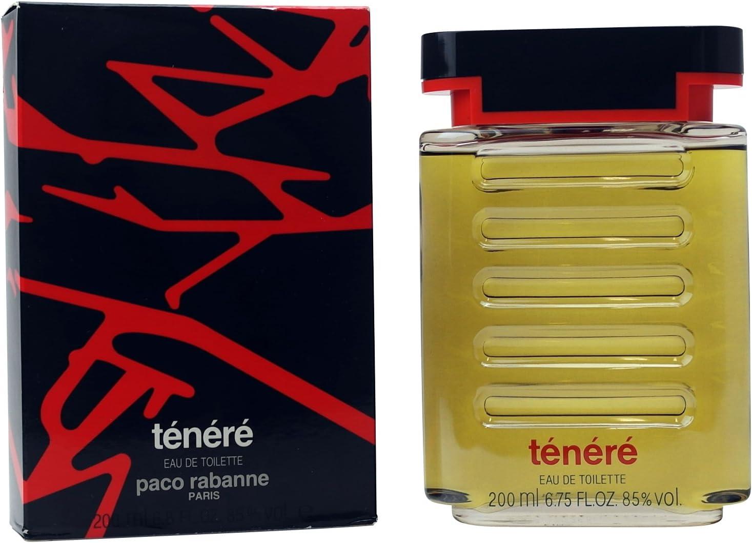 Paco Rabanne Tenere Eau de Toilette Splash 200 ml: Amazon.es: Belleza