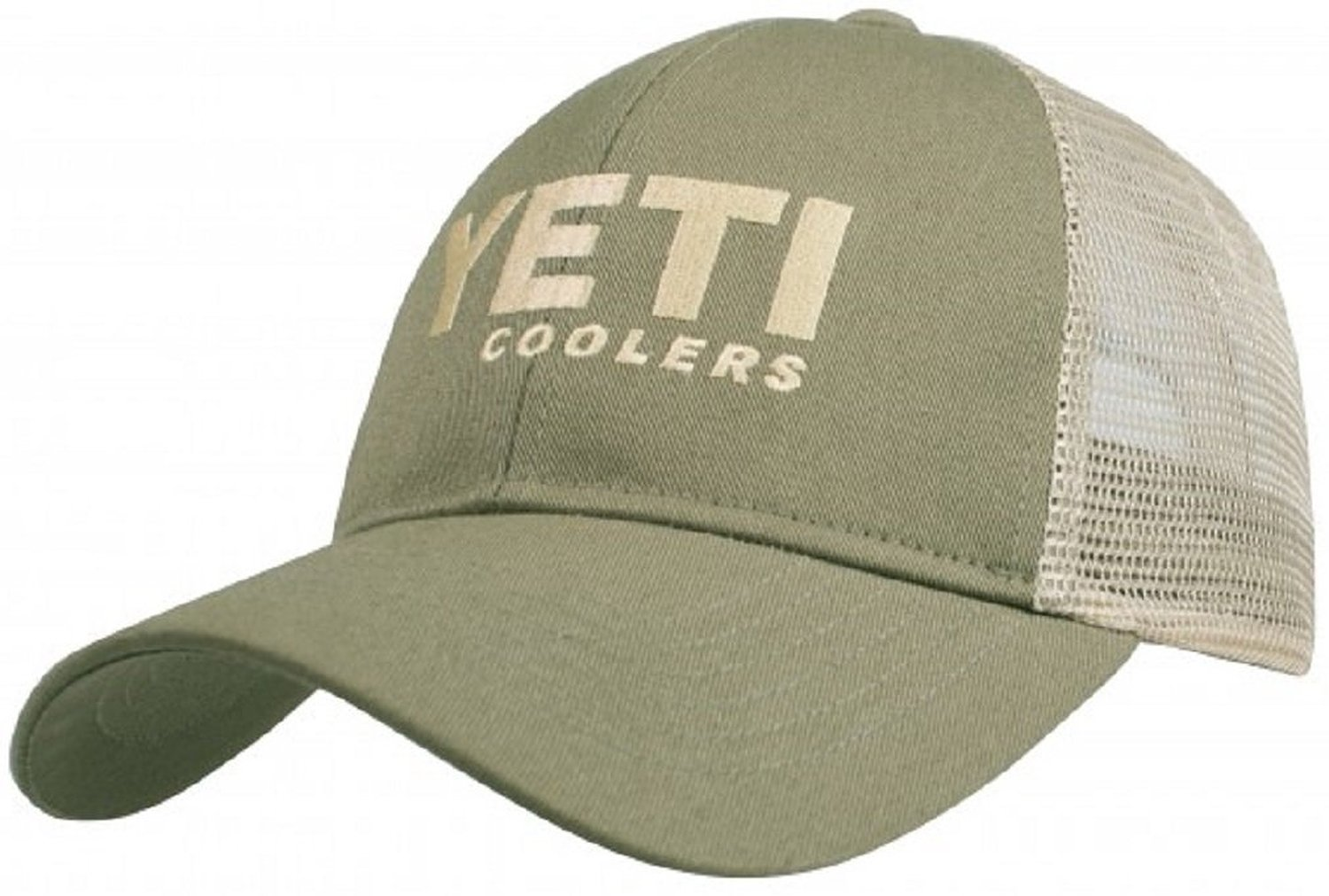 YETI Olive Trucker Hat Cooler