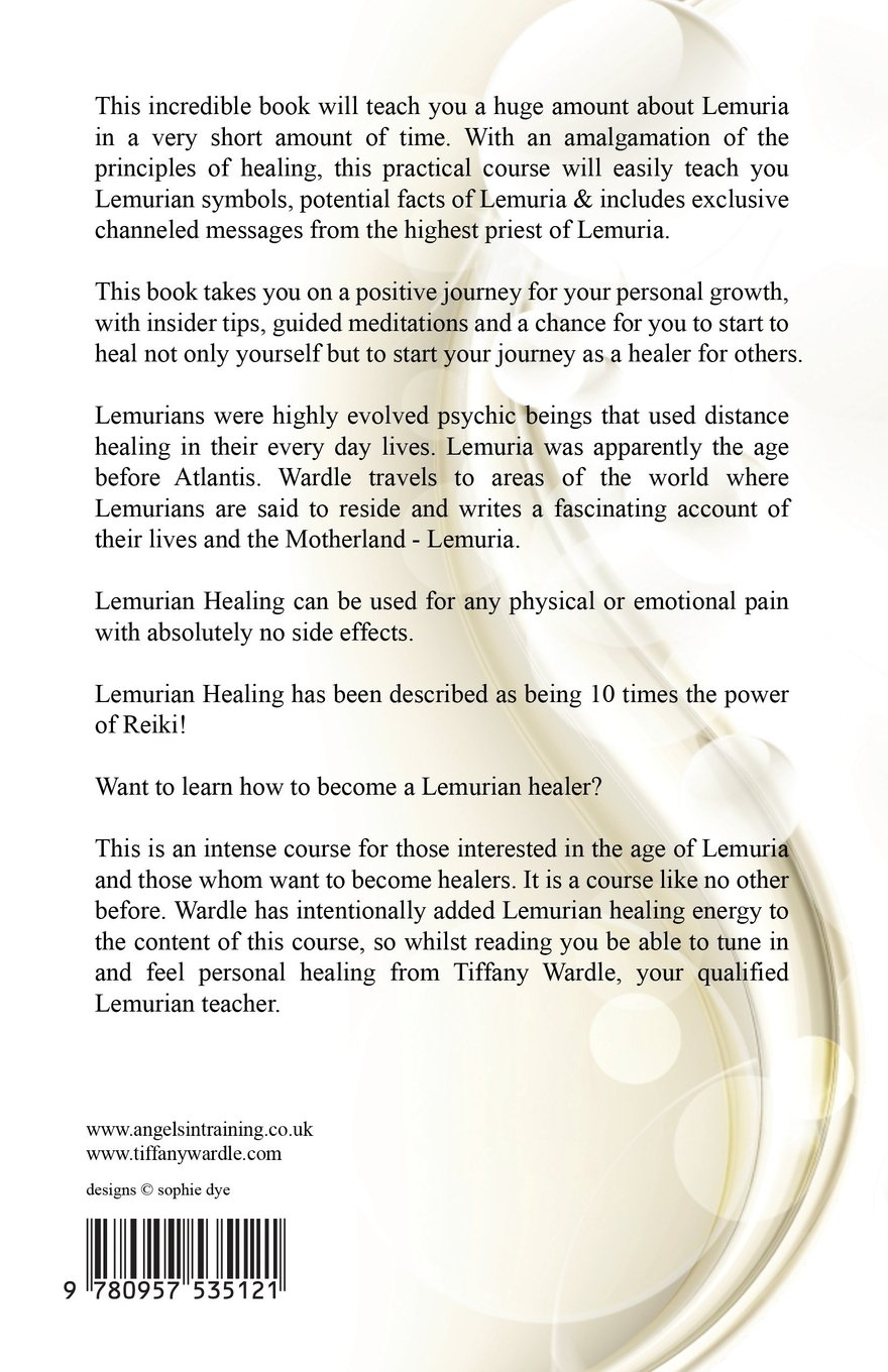 Learn Lemurian Healing A Journey Home To The Motherland Tiffany