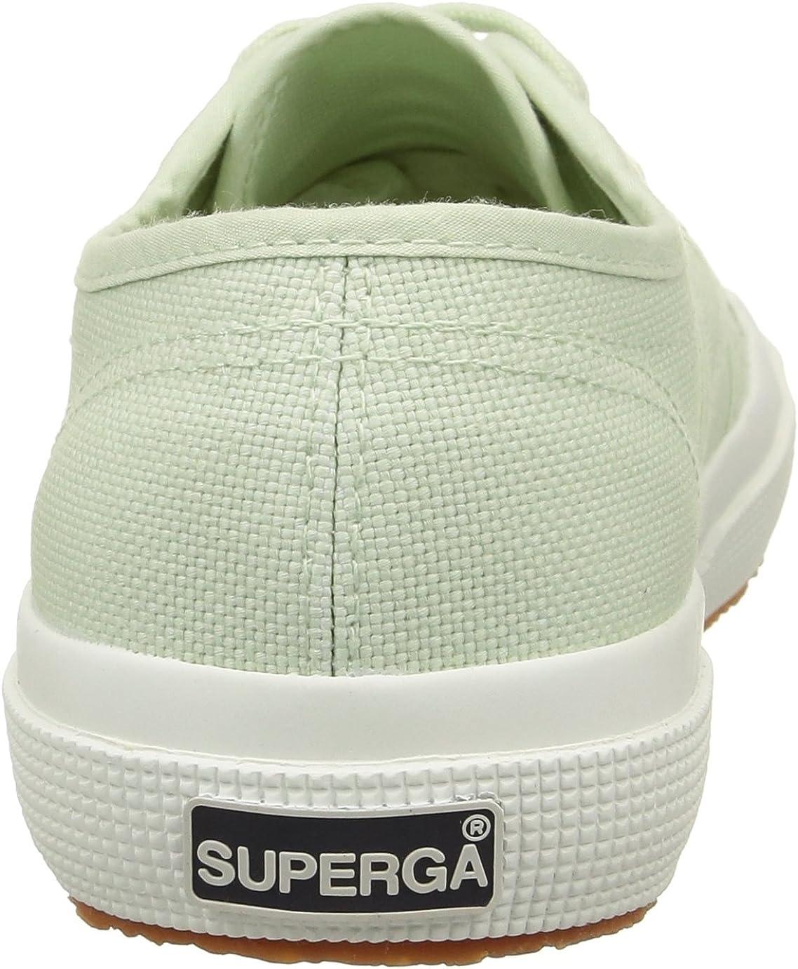 Superga 2750 COTU Classic, Zapatillas para Mujer Green 936 NSC6Q