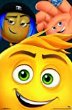 "Trends International Wall Poster the Emoji Movie Close-up, 22.375"" x 34"""