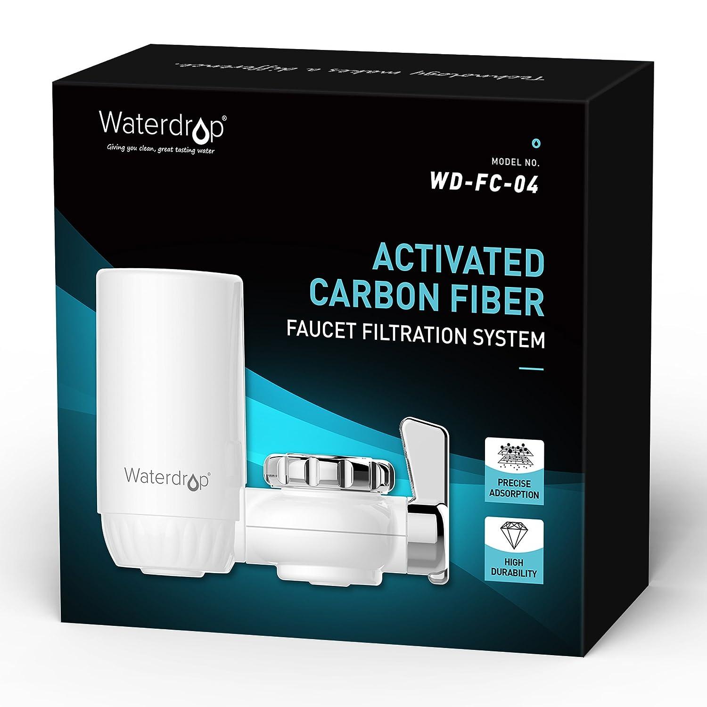 Amazon.com: Waterdrop Faucet Filter, Faucet Mount Filter, Drinking ...
