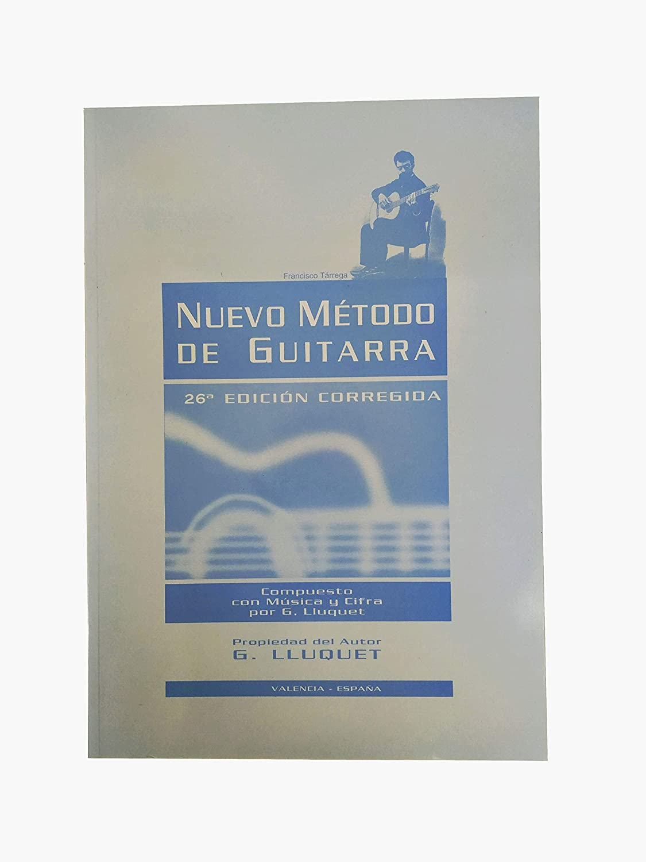G.Lluquet 8B12 - Libro Metódo de Guitarra Lluquet: Amazon.es ...