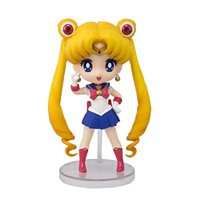 TAMASHII NATIONS Bandai Figuarts Mini Sailor Moon, Multi: Toys & Games [5Bkhe0307258]