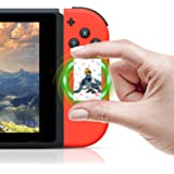 24 pcs NFC Cards with Holer for TLOZ Breath of the Wild BOTW Switch/Switch Lite/Wii U/ New 3DS with New Card for Link's Awake