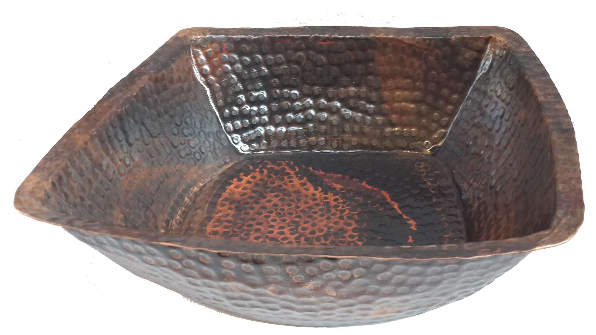 Egypt gift shops Copper Basin Shiny Enamel Coat Arthritis Foot Massage Bath Pedicure Spa Beauty Salon