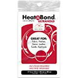 "Thermoweb Heat'n Bond Ultra Hold Iron-On Adhesive-17""X12"""
